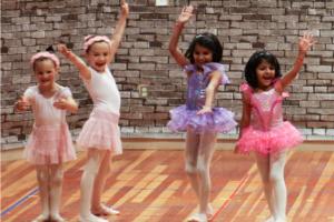 Ballet (Ages 6-8)