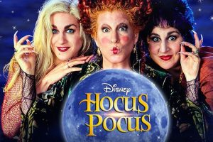 Outdoor Movie Night at the Herter Amp: HOCUS POCUS (1993)