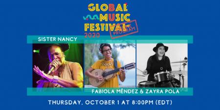 Global Music Month 2020: BUGMF Program