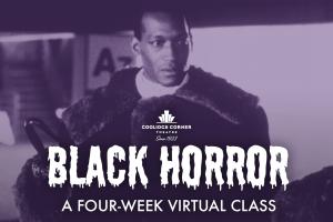 Black Horror: Race & Panic from Vampires to Boogeymen