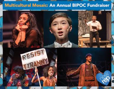 Multicultural Mosaic: An Annual BIPOC Fundraiser