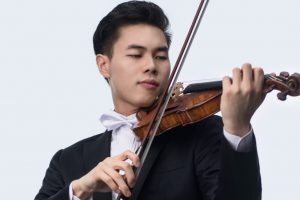 Concert View: Timothy Chooi, violin & Max Levinson, piano