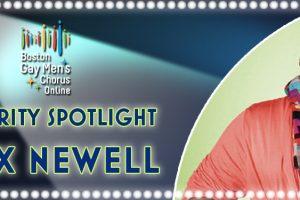 Celebrity Spotlight Alex Newell