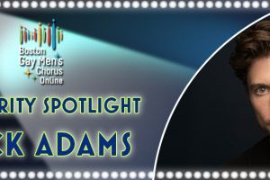 Celebrity Spotlight Nick Adams