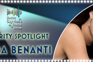 Celebrity Spotlight Laura Benanti