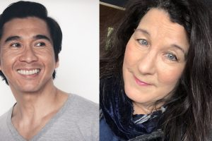 On Writing Poetry: Joseph Legaspi and Susan Rich