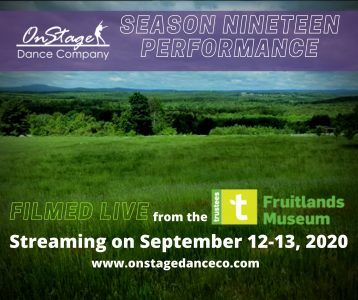 OnStage Dance Company Season Nineteen Performance: Virtual