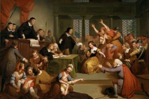 The Salem Witch Trials 1692