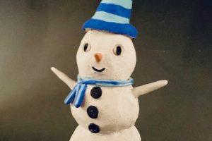 Ceramic Snowman Workshop