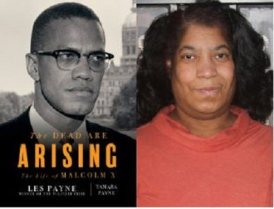 "Tamara Payne on ""The Dead are Arising: The Life of..."