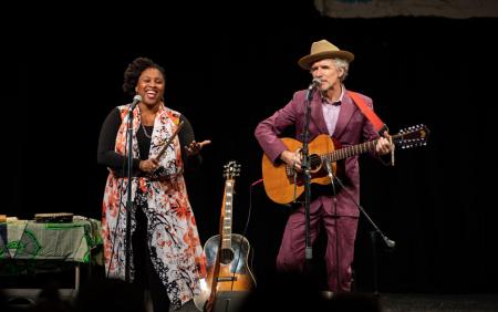 Dan & Claudia Zanes: Online Concert