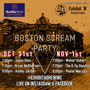 Boston SCREAM Party Digital Music Festival
