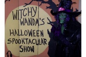Witchy Wanda's Halloween Spooktacular Show - 2pm