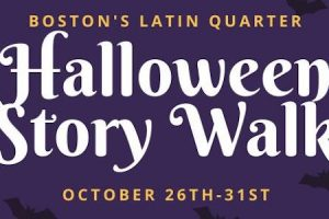 Halloween Story Walk & Activity Packages