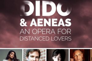 """Boston Camerata Presents: """"Dido and Aeneas, An Opera for Distanced Lovers"""""""