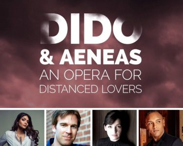 "Boston Camerata Presents: ""Dido and Aeneas, An Opera for Distanced Lovers"""
