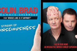 Colin Mochrie & Brad Sherwood: Stream of Consciousness