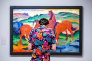 Student Guide Tour: Spirituality in Secular Art, with Adam Sella