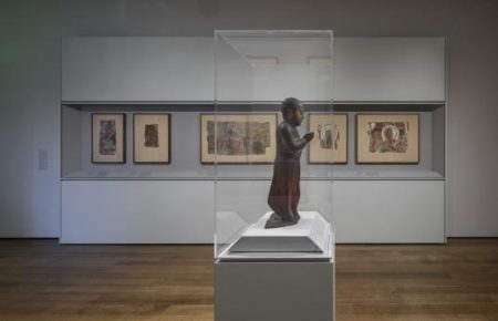 Student Guide Tour: Art in Exile, with Vlad Batagui
