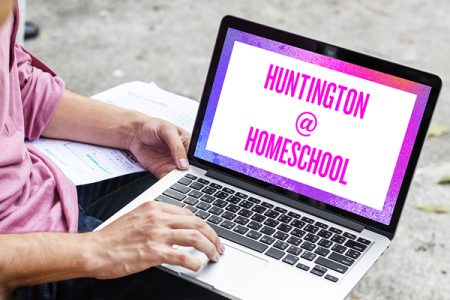 Huntington @ HomeSchool: Not Shakespeare... but Th...