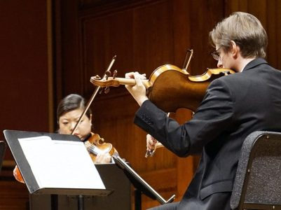 Enescu, Beethoven & Mozart