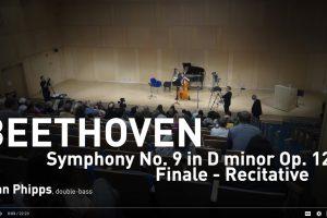 Video: Beethoven Symphony no. 9 - 4th movement: Benjamin Zander Interpretations of Music