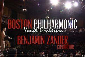 Video: Boston Philharmonic Youth Orchestra: Strauss's Don Quixote