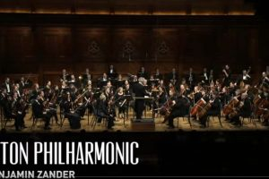 Video: Boston Philharmonic Orchestra- Dvorak Symphony No. 7