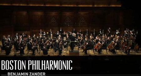 Video: Boston Philharmonic Orchestra- Dvorak Symph...