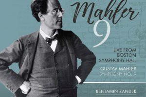 Mahler Symphony No. 9, Boston Philharmonic Youth Orchestra, Live from Symphony Hall CD