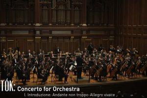 Video: Boston Philharmonic Orchestra -Bartok's Concerto for Orchestra