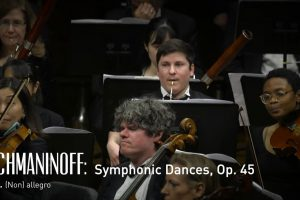Boston Philharmonic Orchestra: Rachmaninoff's Symphonic Dances