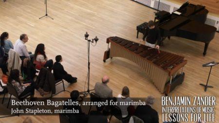 Beethoven Bagatelle: Benjamin Zander's Interpretat...