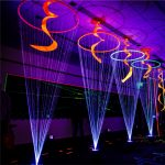 Brighter Connected art installations