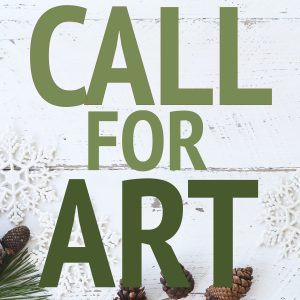 Call for Art for the W Gallery Holiday Auction