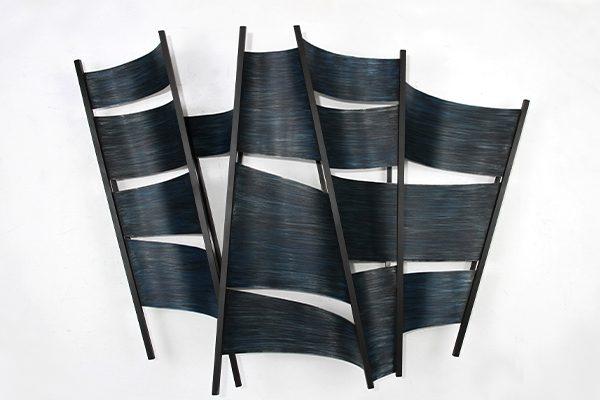 Margaret Swann: Lift; Larry Pollans: Forest, Boston Sculptors Gallery