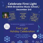Celebrate First Light with Brookline Music School