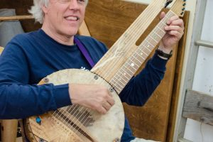 The Healing Garden Presents a Virtual Concert with William Lenderking