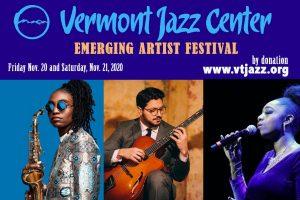 Emerging Artist Festival 2020- Vermont Jazz Center