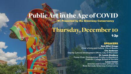 Public Art in the Age of COVID 19
