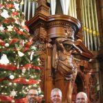 A Merry Music Hall Christmas