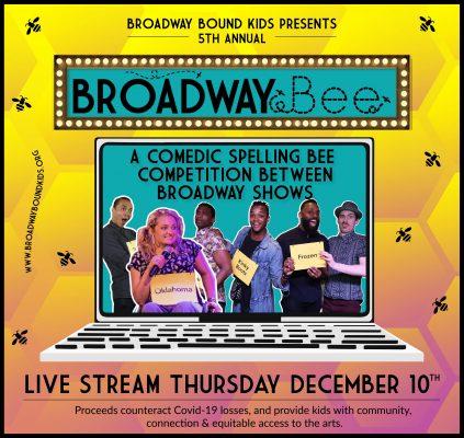 The 5th Annual Virtual Broadway Bee