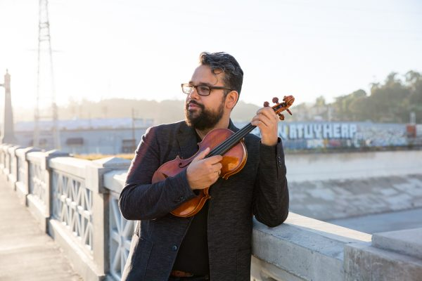 The Medicine of Music with Vijay Gupta, violinist and social justice advocate
