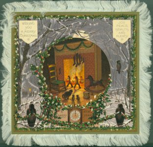 Spirit of Christmas Past: Four Centuries of Christmas in New England