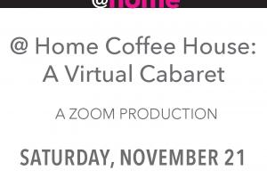The Umbrella @ Home Coffee House Cabaret (Nov. 21)