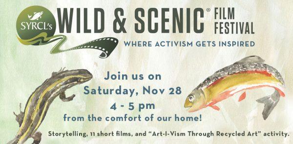 Wild & Scenic Film Fest with Family Art-i-vism