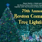 79th Annual Boston Common Tree Lighting