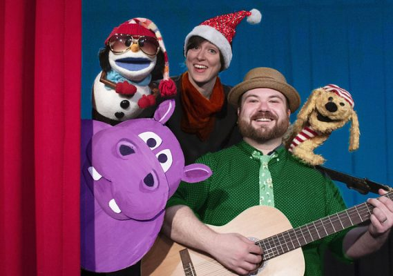 The Puppet Showplace Holiday Sing-Along