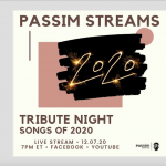 Club Passim presents: Tribute Night - The Songs of 2020