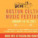 Boston Celtic Music Fest - Dayfest in Cambridge